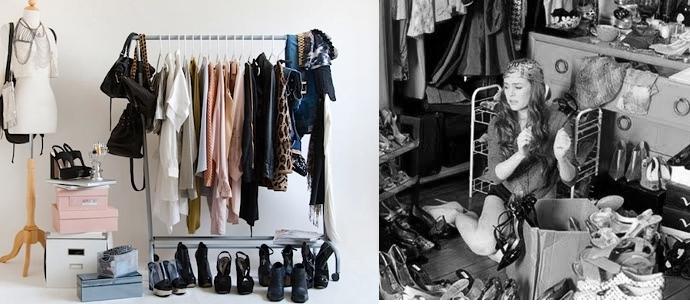 Simplica tu vida minimalizando tu armario