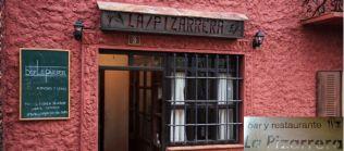 Restaurante La Pizzarrera Juan Echanove