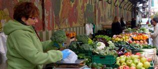 Biomercats mercado ecológico de Gracia