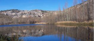 Laguna de Somolinos Segovia