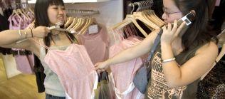 Negocio de ropa sostenible