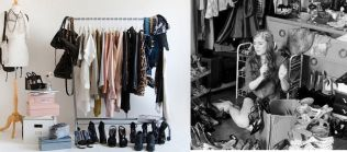 simplifica tu vida minimalizando tu armario