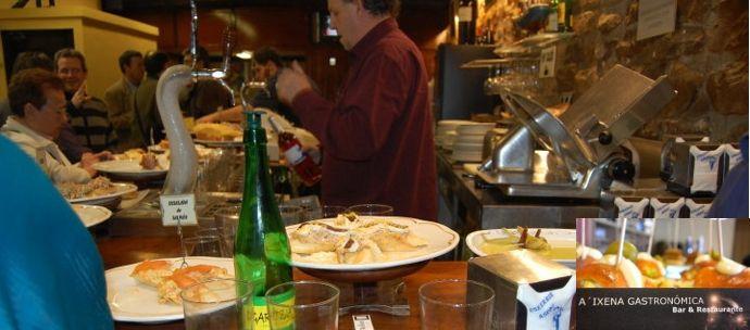 Restaurante A Ixena Valpalmas
