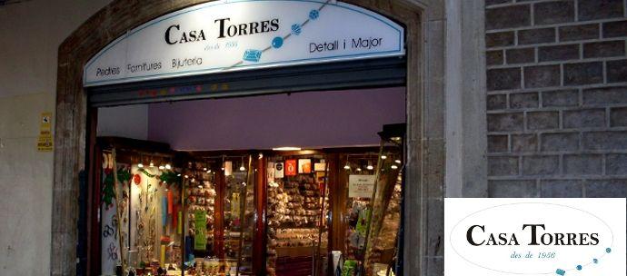 3ca25ed50304 Casa Torres  abalorios y accesorios de joyería para profesionales y  aficionados
