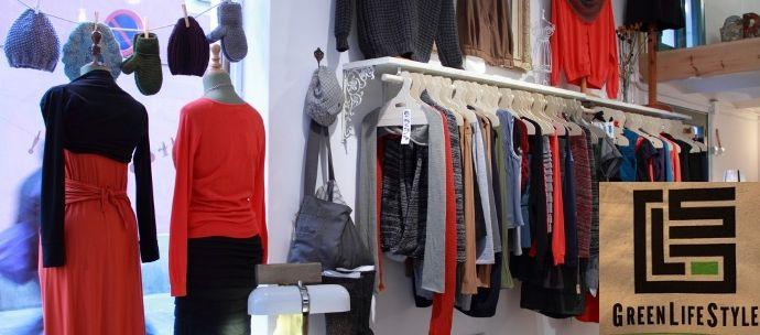 tienda de ropa ecológica en Gracia Barcelona