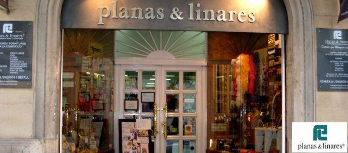 Planas y Linares Mercería Barcelona