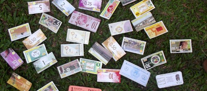 monedas sociales y monedas alternativas