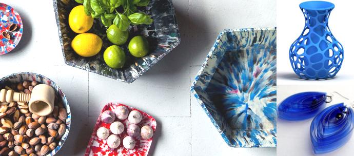 Pl stico reutilizarlo en casa y crear objetos nuevos es posible de otra manera - Objetos de reciclaje ...