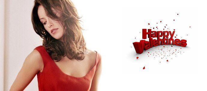 Vestido Rojo San Valentin