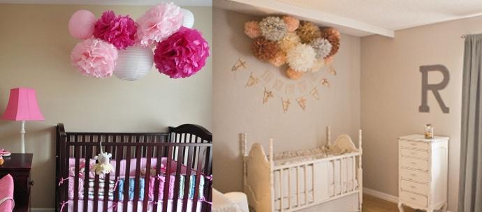 Manualidades decora habitaciones reciclando y sin coser for Papel de decoracion para habitaciones