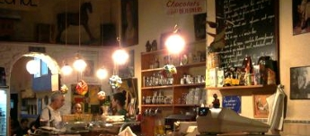 Chocolateria en Gracia Barcelona