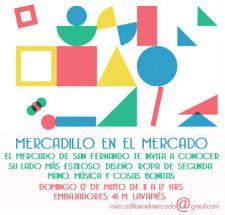 mercadillo segunda mano madrid 2013