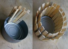 planeta verde alcorc n manualidades qu hacer con latas peque as. Black Bedroom Furniture Sets. Home Design Ideas
